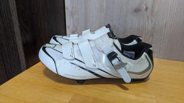 Велотуфли велокроссовки Shimano