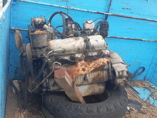 Продам двигун ЗИЛ в робочому стані