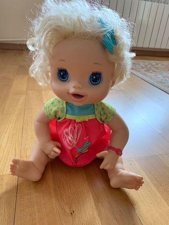Lalka baby alive interaktywna