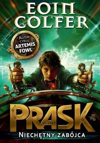 P.R.A.S.K. Niechętny zabójca - fantastyka, fantasy, science fiction