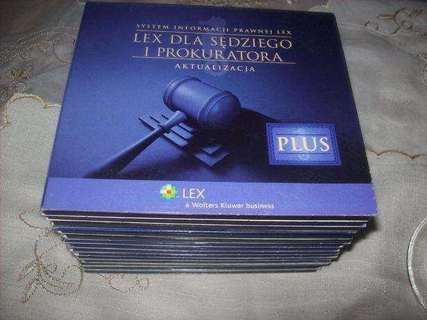 Lex dla sędziego i prokuratora CD