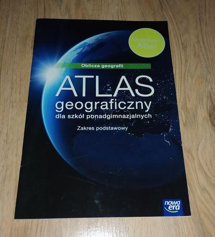 Oblicza geografii. Atlas geograficzny