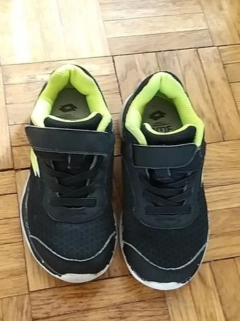 Sportowe buty Lotto deep foam 27 jak nowe rzep 17cm wkladka amf