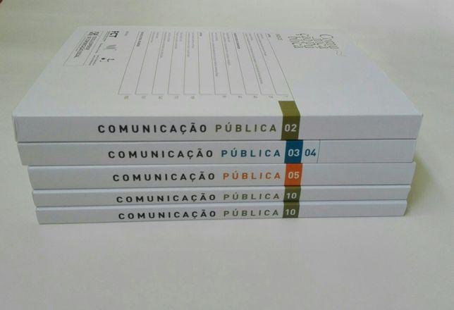 Revistas 'Comunicação Pública'