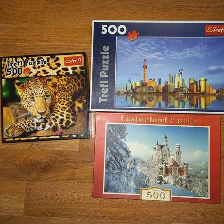 Puzzle 500. trefl