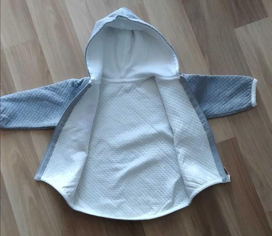 Bluza niemowlęca rozmiar 74