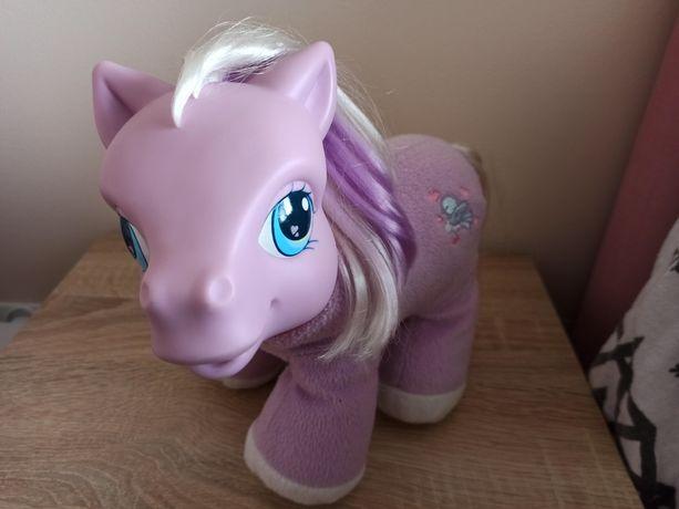 Kucyk My little pony pluszak z gumowa głową od Hasbro