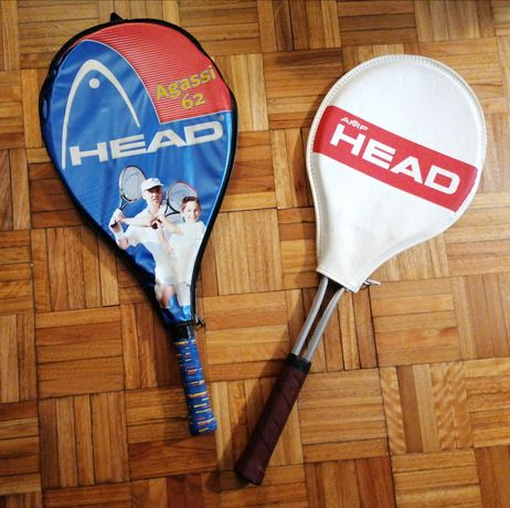 Raquetes ténis AMF HEAD