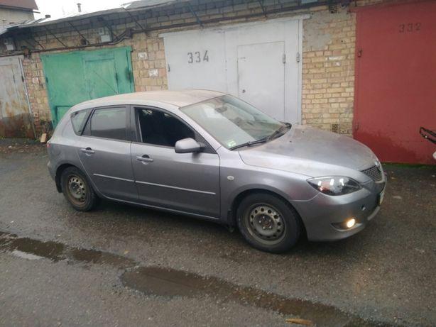 Продаю Mazda3 хэтчбек 2005г