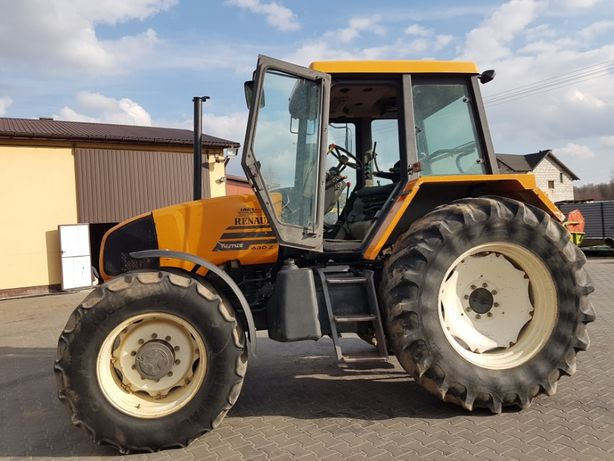 Ciągnik rolniczy Renault Temis 630