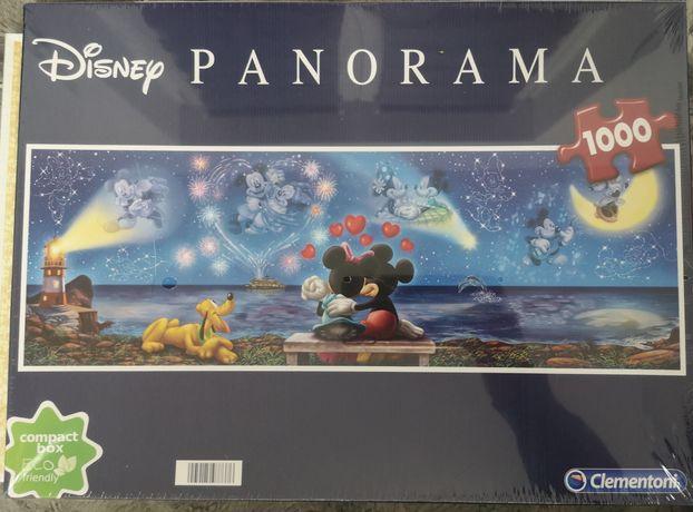 NOWE puzzle Disney Clementoni 1000el