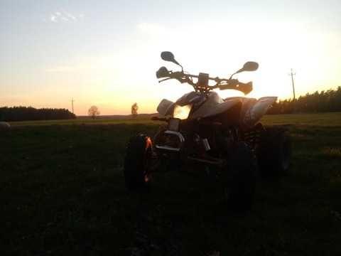 Quad Bashan BS200s-7     200 cc