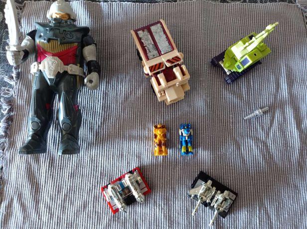 Transformers década de 80