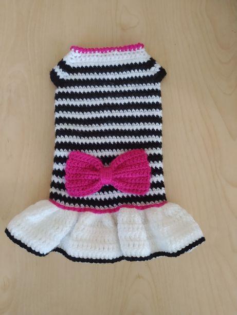 платье для собак мелких пород