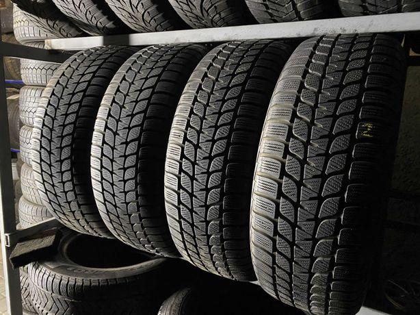 зима 235/60/R17 8,6мм Bridgestone LM-25 4шт шины КОМПЛЕКТ №2