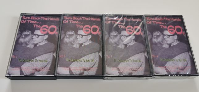 Box 4 Kasety magnetofonowe. Muzyka z lat 60