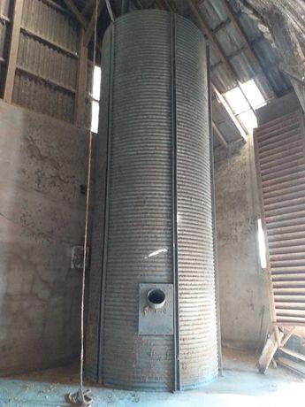 Silos zbożowy wewnętrzny 55 ton