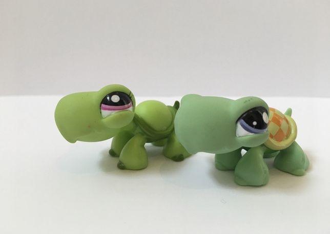 LPS Littlest Pest Shop - figurki żółwie