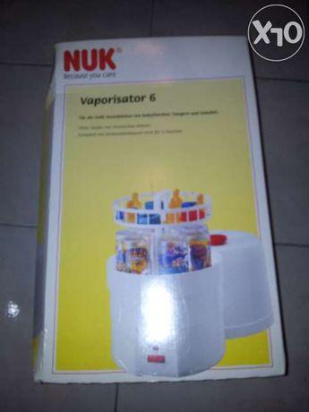 Vaporizador / esterilizador de biberons NUK