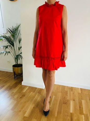 Zjawiskowa włoska sukienka marki rinascento