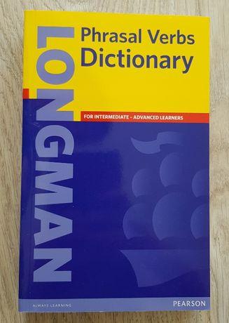słownik angielski Longman Phrasal Verbs Dictionary