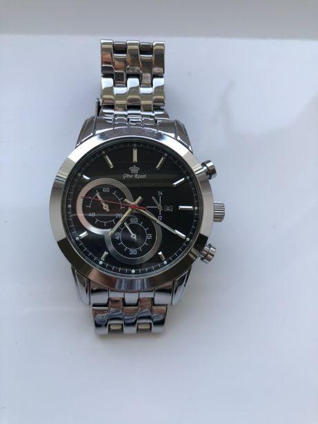 Elegancki zegarek męski Gino rossi bransoleta