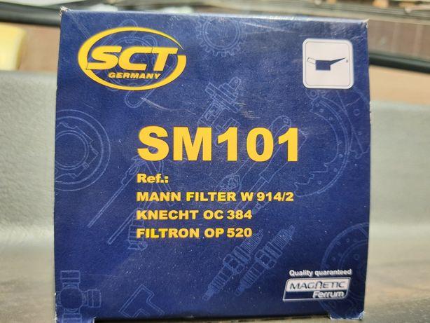 Масляный фильтр sm 101