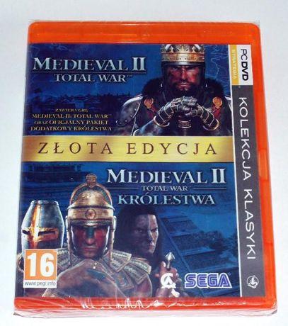gra MEDIEVAL II Złota Edycja