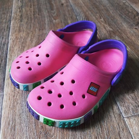 Crocs LEGO / детская обувь .