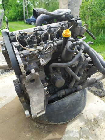 F8T 1.9 dci Мотор Двигун Рено  Сценік Лагуна1.9 DCI