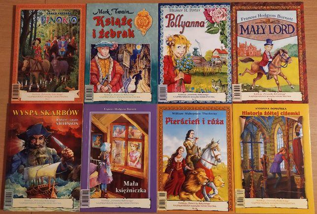 najpiękniejsze książki dzieciństwa