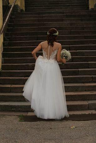 Suknia ślubna Bellissima Carmelin