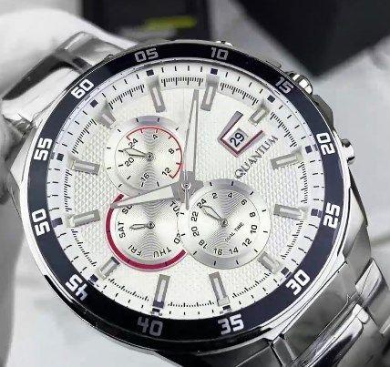 Новинка! Часы наручные мужские Quantum ADG 672 оригинал!