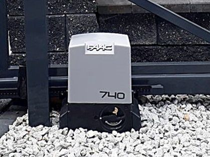 Napęd bramy zestaw FAAC 740 z montażem montaż woj.Opolskie (D600)