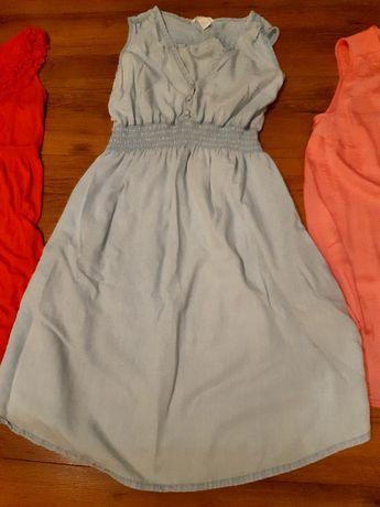 Sprzedam sukienki ciążowe