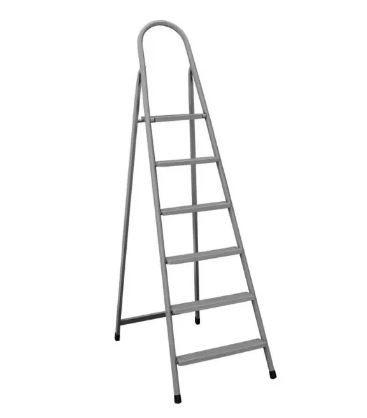 Металлическая cтремянка, лестница на 6 ступеней, Украина. до 150кг Под
