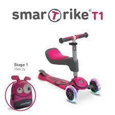 Самокат Smart Trike Scooter T1