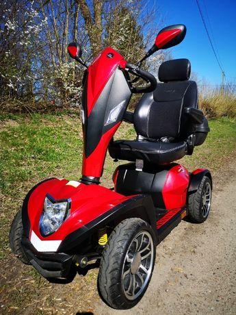 Drive Cobra GT4 skuter elektryczny wózek inwalidzki premium