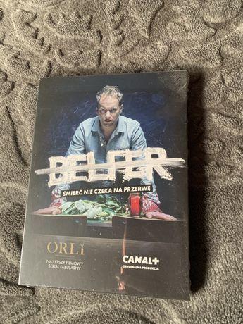 Belfer sezon 1 Dvd