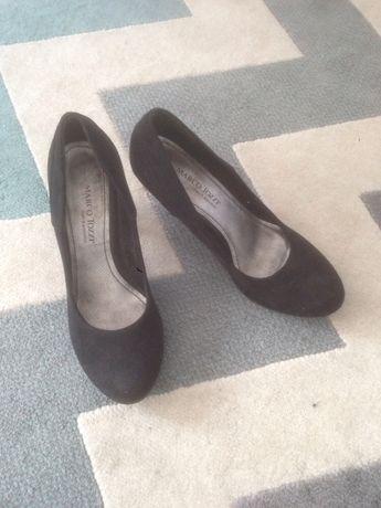 Buty czarne, r.39