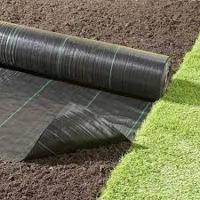 Агроткань Геотекстиль Агроволокно черное ТМ Shadow 110 г/м², 130,150