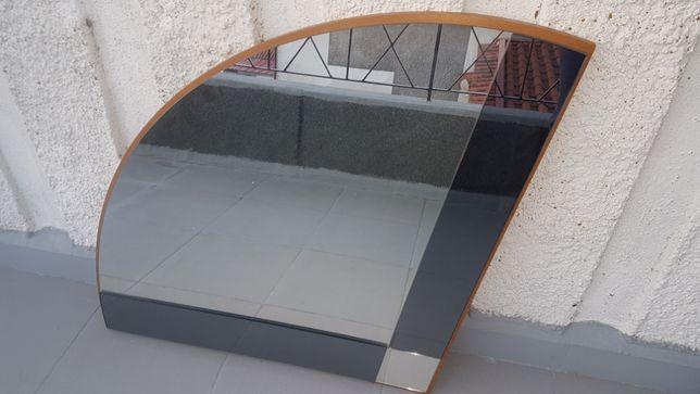 espelho madeira BAIXOU