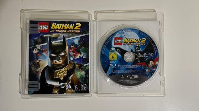 Jogo Playstation3 PS3 - Lego Batman 2
