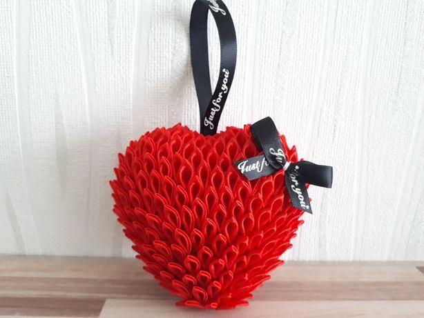 Serce ze wstążki