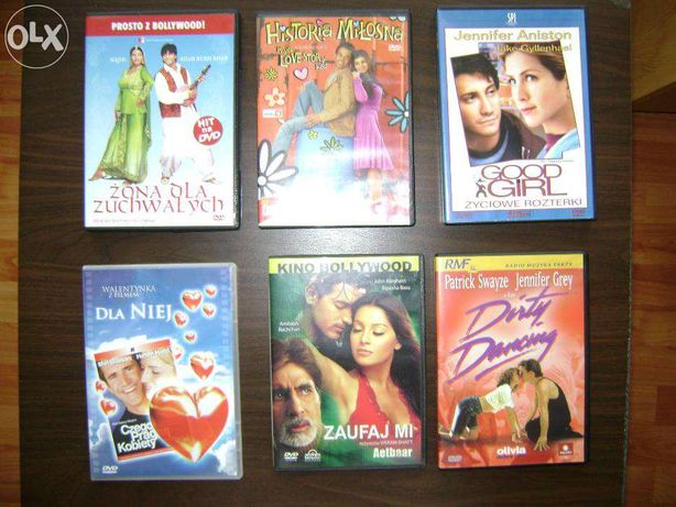 Płyty dvd z filmami