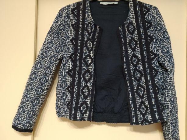 Żakiet, narzutka, elegancka bluza marka Mango