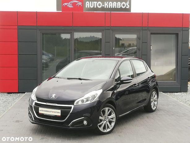 Peugeot 208 1,2 Benzyna , Alus, Jak NOWY,Po Opłatach, GWARANCJA