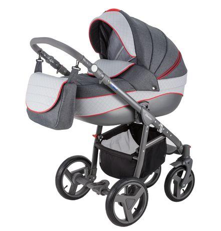 Wózek Adamex Neonex 3w1