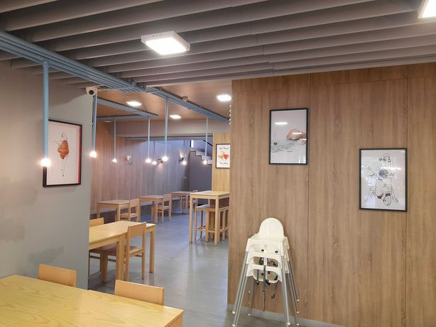 Padaria/Pastelaria/restaurante/take away