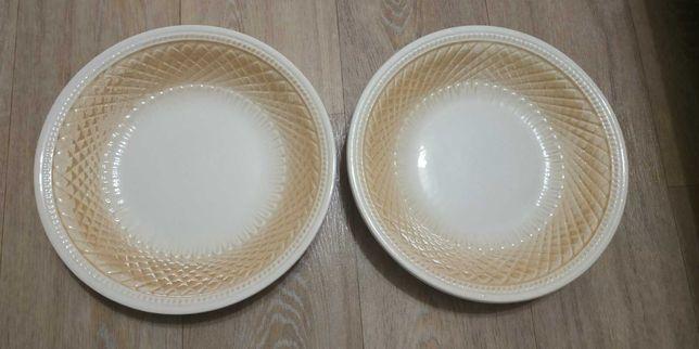 Новые тарелки, блюда 2 шт. Времен СССР